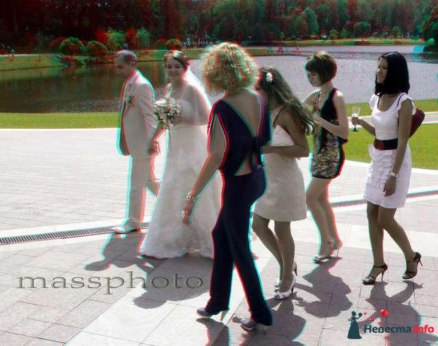 Подружки невесты - фото 112954 3D Стерео - фотограф