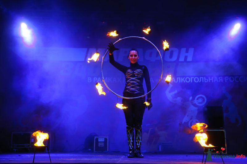 Свадебное огненное шоу - фото 124387 Световое и огненное шоу - Extravaganza show
