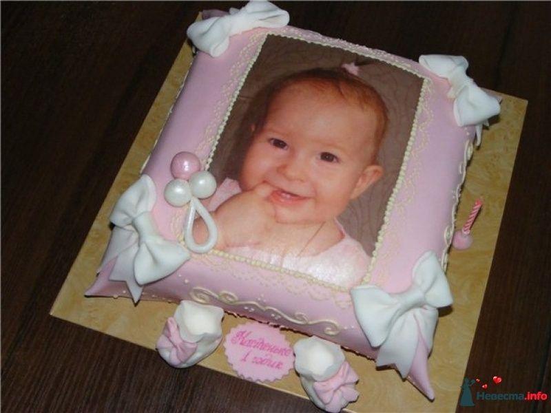 Заказ тортов фотографией