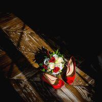 Букет невесты. Свадьба Полины и Руслана. сентябрь 2015