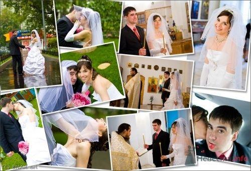 Фото 9387 в коллекции Алексей и Женя - Свадебный фотограф Ерофей Петухов