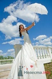 Фото 10316 в коллекции Райские мгновения свадьбы