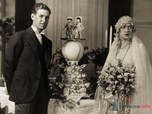 Фото 14107 в коллекции Винтажные платья - Свадебная мастерская ОП-позиция