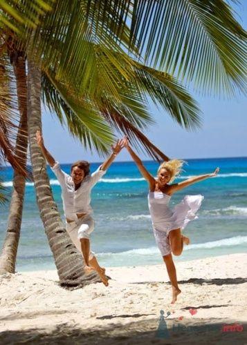 Фото 16423 в коллекции Свадебное путешествие на Доминиканы - Свадебная мастерская ОП-позиция