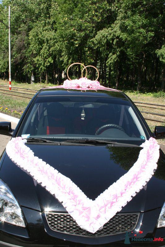 """Фото 116334 в коллекции Украшения на автомобили. - Свадебное агентство """"Мечта"""""""