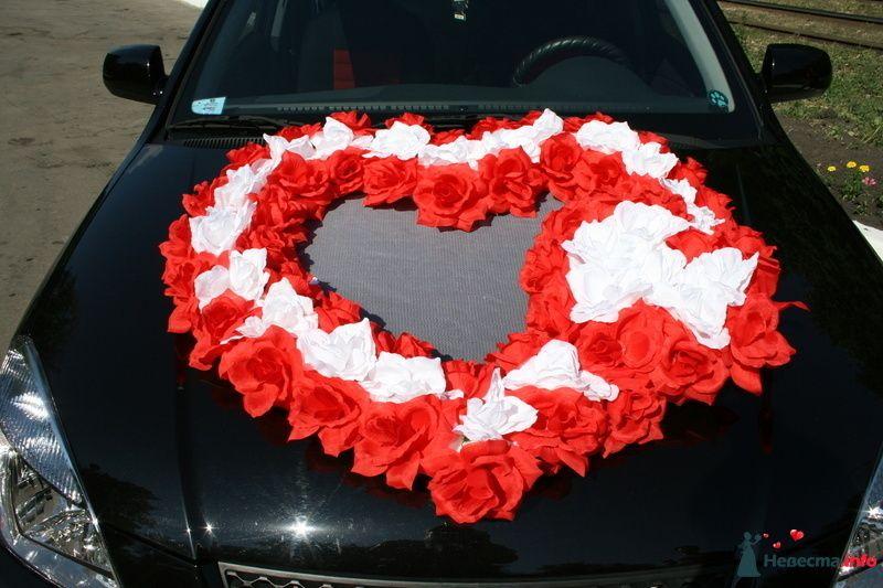 """Фото 116341 в коллекции Украшения на автомобили. - Свадебное агентство """"Мечта"""""""