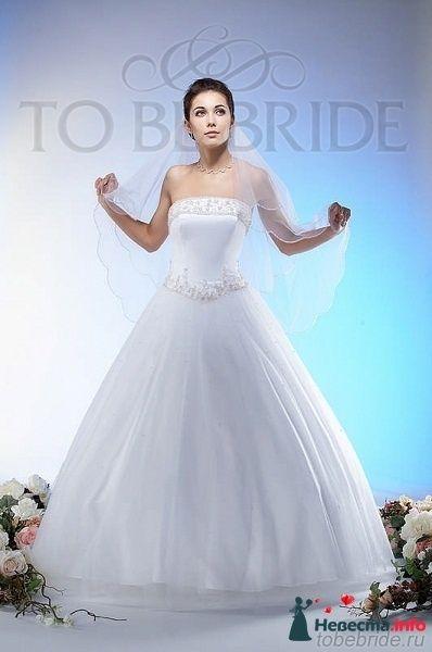 """Фото 114636 в коллекции Свадебные платья (коллекция 2010) - Свадебные платья """"To be Bride"""""""