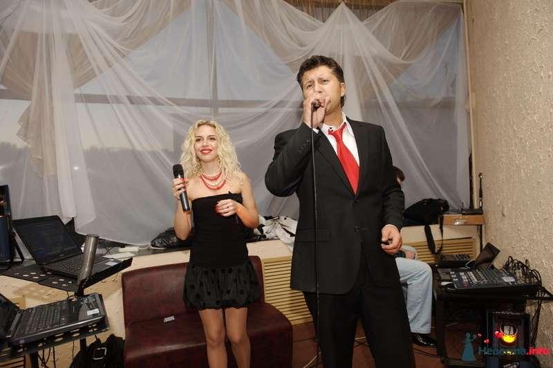 Фото 116772 в коллекции Банкеты,свадьбы,корпоративы - Яна Свит и Сергей Карвер - ведущие