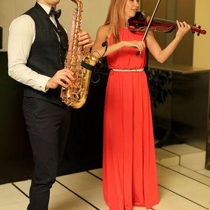 Выступление саксофониста на празднике, 1 час