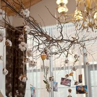 свадебное оформление зала в Арти Лэнд