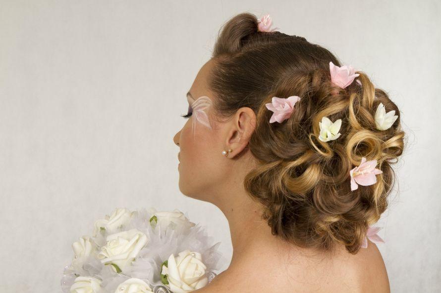 """Фото 3040327 в коллекции мои невесты(студия Инны Бабенко) - Школа-студия """"Бабенко make up"""""""