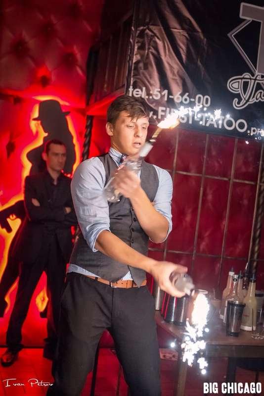 Фото 12274616 в коллекции Портфолио - MegaBarShow - бармен шоу