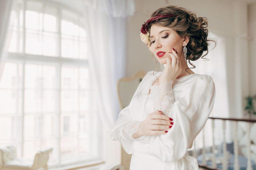 акварель, утро невесты, полиграфия, бордо, бордовый, марсала, marsala, розы, гвоздики, декор - фото 3993699 Фотограф Натали Малова