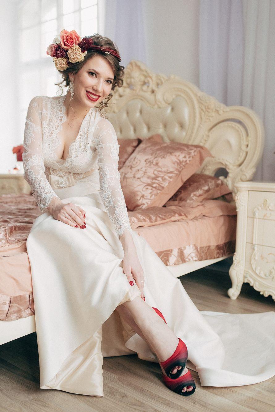 акварель, утро невесты, полиграфия, бордо, бордовый, марсала, marsala, розы, гвоздики, декор - фото 3993711 Фотограф Натали Малова