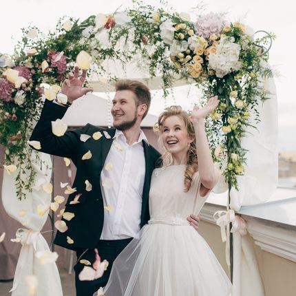 Свадебная фотография 12 часов