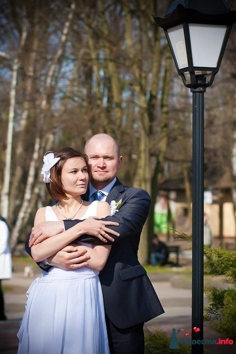 Свадебная фотосъёмка в Калининграде