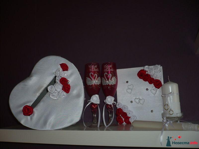 свадебный набор (что сделано) - фото 133477 Дарьяна