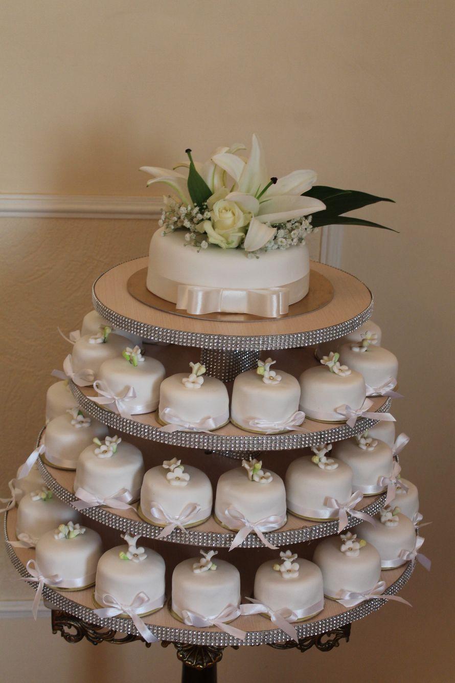 торт - фото 2503249 Иннэсса - свадебные торты из мастики
