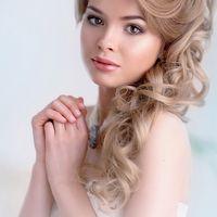 Свадебный макияж. Визажист Вероника Харламова