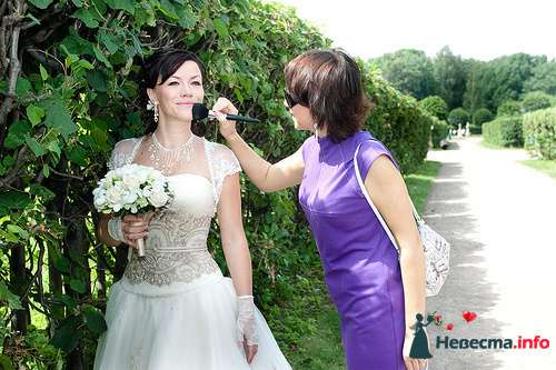 Невеста  Ульяна.  Фотосессия в Кусково. - фото 127276 Свадебный стилист Татьяна Шатман