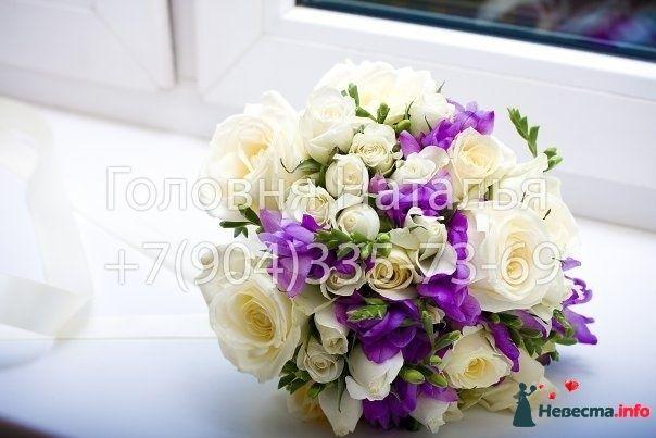 Фото 129887 в коллекции Букеты - Свадебный стилист Татьяна Шатман