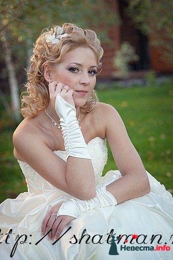 Фото 253892 в коллекции Мои работы. Невесты. - Свадебный стилист Татьяна Шатман