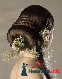 Фото 123582 в коллекции Свадебные причёски - Ellina