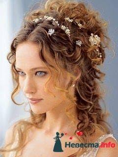 Фото 123587 в коллекции Свадебные причёски - Ellina