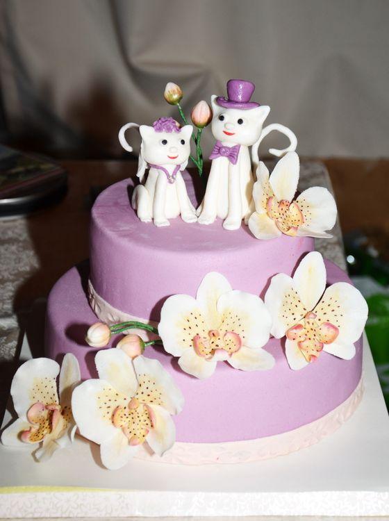 Свадебные торты киев фото