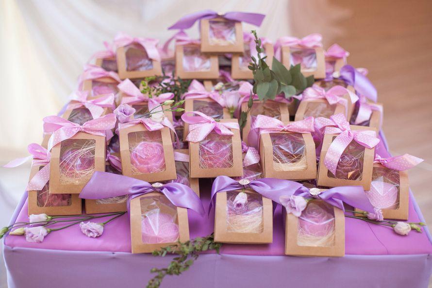 Подарки гостям на свадьбе - купить свадебные сувениры для ...