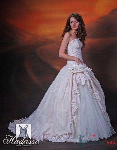 """Фото 10414 в коллекции Свадебные платья. - Студия свадебной моды """"Артрина"""""""