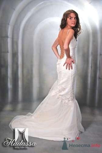 """Фото 10419 в коллекции Свадебные платья. - Студия свадебной моды """"Артрина"""""""