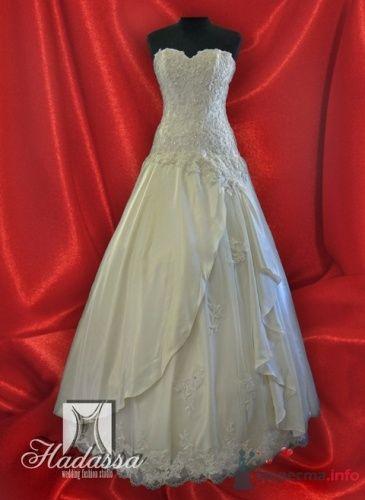 Фото 10423 в коллекции Свадебные платья.
