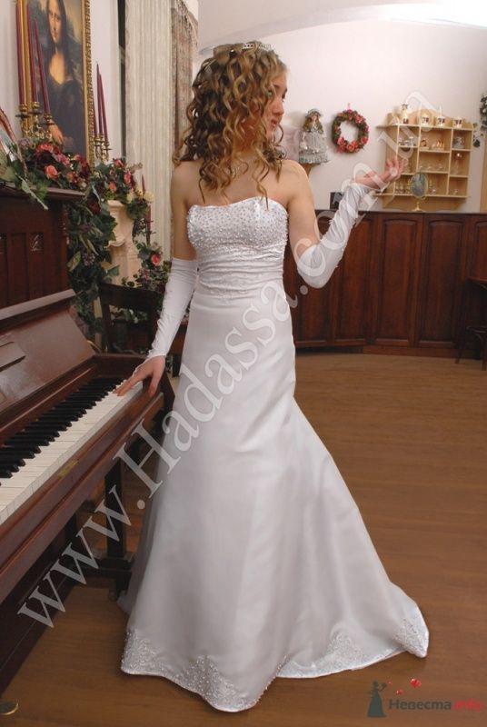 """Модель свадебного платья Франчиз -французский шик. - фото 24647 Студия свадебной моды """"Артрина"""""""