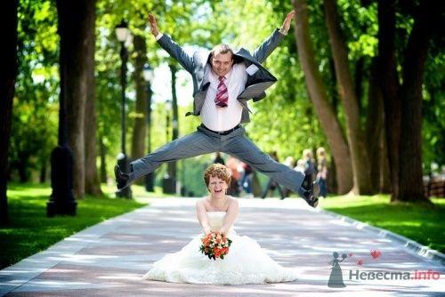 """Счастье - фото 11419 Свадебная компания """"Гвендалин"""""""