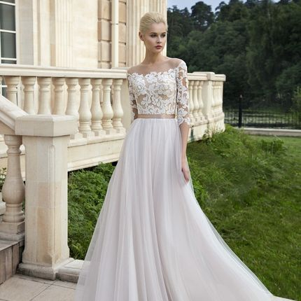 Свадебное платье - модель 1238