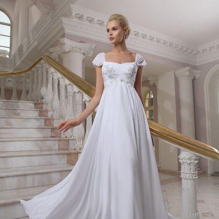 Свадебное платье - модель 1222
