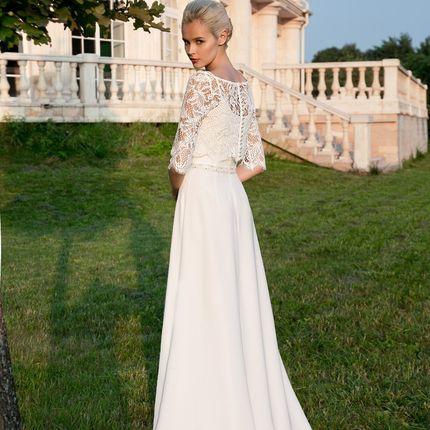 Свадебное платье - модель 1219
