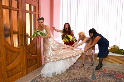 """Фото 10210 в коллекции Свадебные платья от Корсманн - Ателье """"Корсманн"""""""