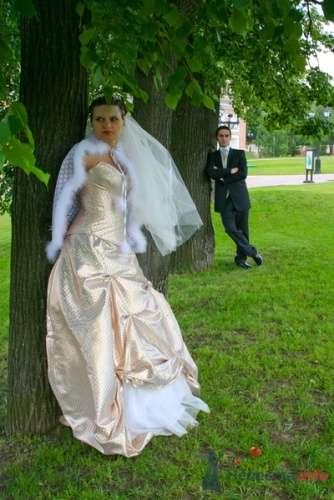 """Фото 10261 в коллекции Свадебные платья от Корсманн - Ателье """"Корсманн"""""""