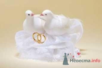 """Свадебные фигурки на торт - фото 10575 """"Бар-О-Белл"""" - кондитерские изделия"""