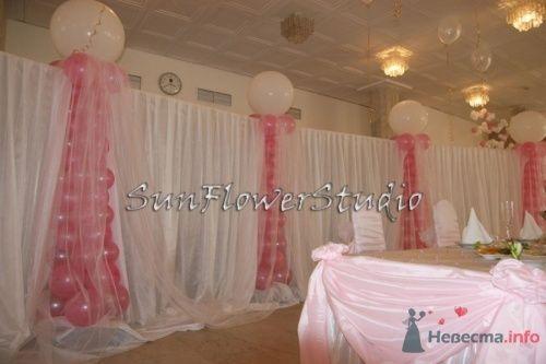 Фото 10602 в коллекции Оформление свадьбы в Мэрии - SunFlowerStudio - стильное оформление торжеств