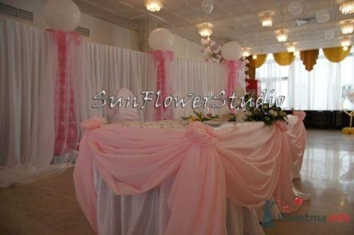 Фото 10605 в коллекции Оформление свадьбы в Мэрии - SunFlowerStudio - стильное оформление торжеств