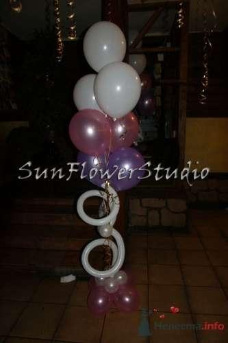 Фото 10615 в коллекции Свадьба в сиреневых тонах. - SunFlowerStudio - стильное оформление торжеств