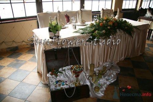 """Фото 10618 в коллекции """"Пиратская"""" свадьба! - SunFlowerStudio - стильное оформление торжеств"""