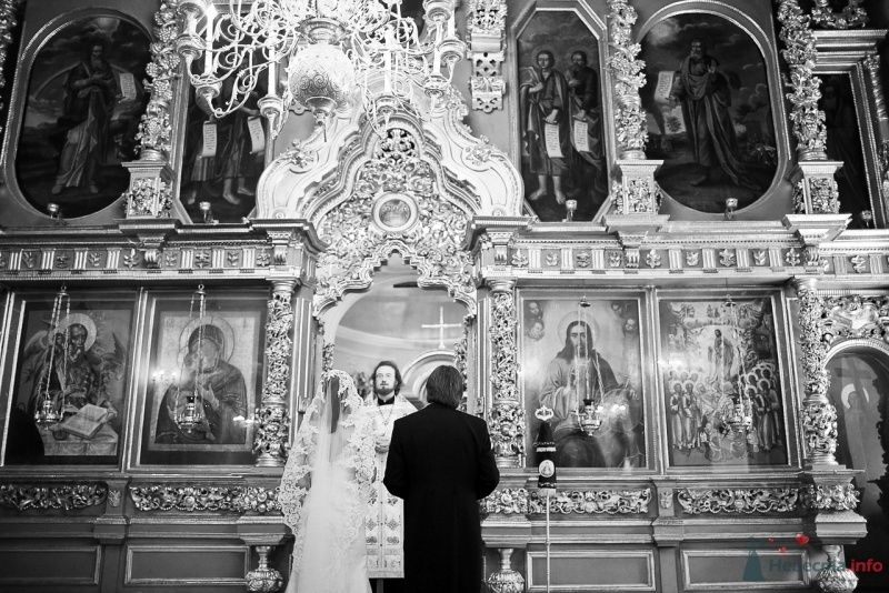 венчание - фото 34263 Мариника