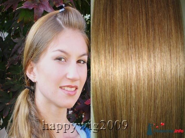 Фото 121247 в коллекции Накладные волосы для невест - Невеста01