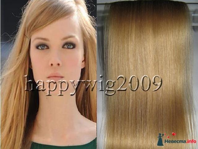 Фото 121250 в коллекции Накладные волосы для невест - Невеста01