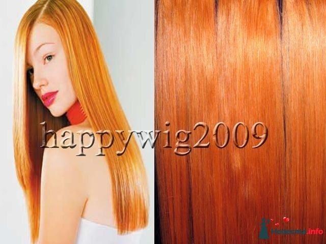 Фото 121252 в коллекции Накладные волосы для невест - Невеста01