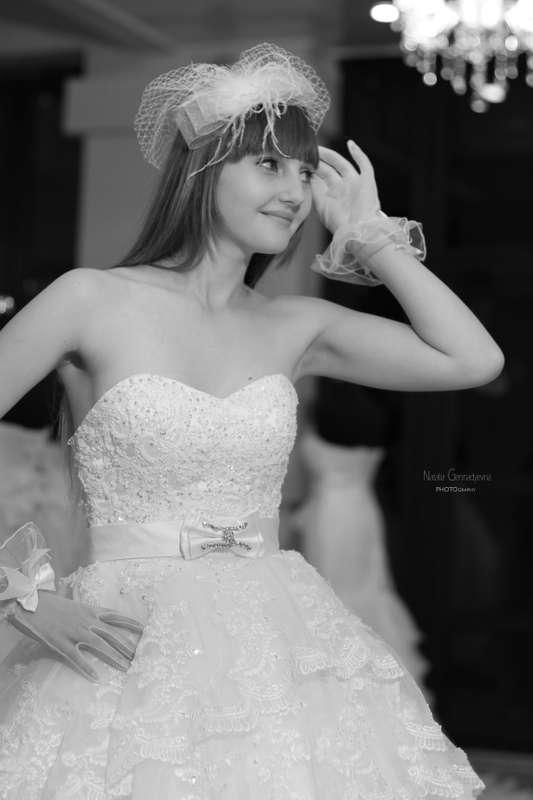 съемка видеоролика - фото 1163941 Julian Fashion - салон свадебной и вечерней моды